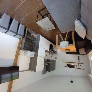 Wohnraum Appartement NR2